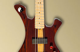 Agolas 18mm, 5 strings electric bass