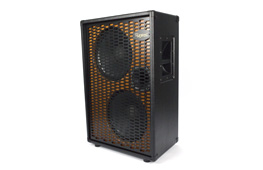 Bass guitar cabinet 2x12 +Tweeter